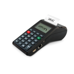 ККТ АТОЛ 91Ф с ФН 1.1. (Wifi, 2G, BT, Ethernet, черная, контракт ОФД.ру)