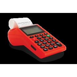 Онлайн-касса АТОЛ 91Ф ФН15 (Wi-Fi, BT, 2G, Ethernet, красная) АКЦИЯ!!! Детектор валют в подарок!