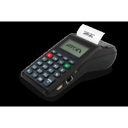 Онлайн-касса АТОЛ 91Ф (ФН36, Wi-Fi, BT, 2G, Ethernet, чёрная) АКЦИЯ!!! Детектор валют в подарок!