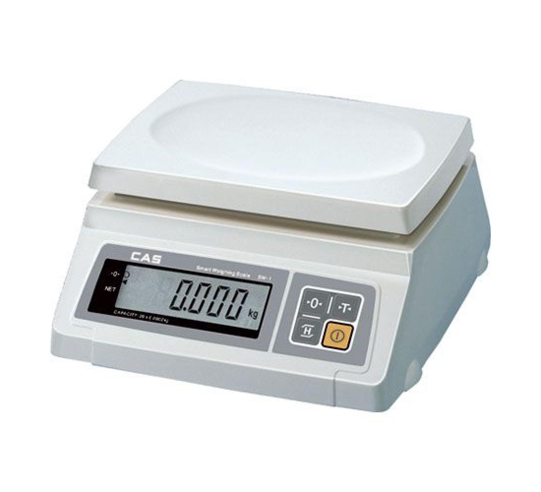 Электронные весы  CAS SW-20
