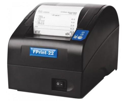 Фискальный регистратор АТОЛ FPrint-22ПТК ФН15 для 54-ФЗ+АКЦИЯ!!! Сканер ШК или Детектор валют в подарок!
