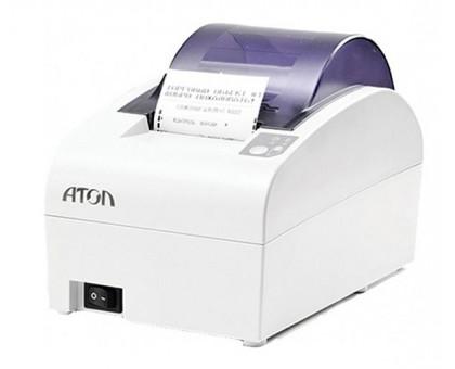 Фискальный регистратор АТОЛ 55Ф ФН15 для 54-ФЗ+АКЦИЯ!!! Сканер ШК или Детектор валют в подарок!