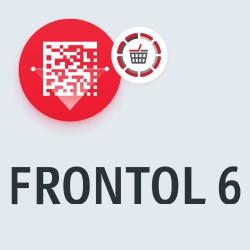 Кассовое программное обеспечение ПО Frontol 6 + подписка на обновления 1 год + ПО Frontol Alco Unit 3.0 (1 год)