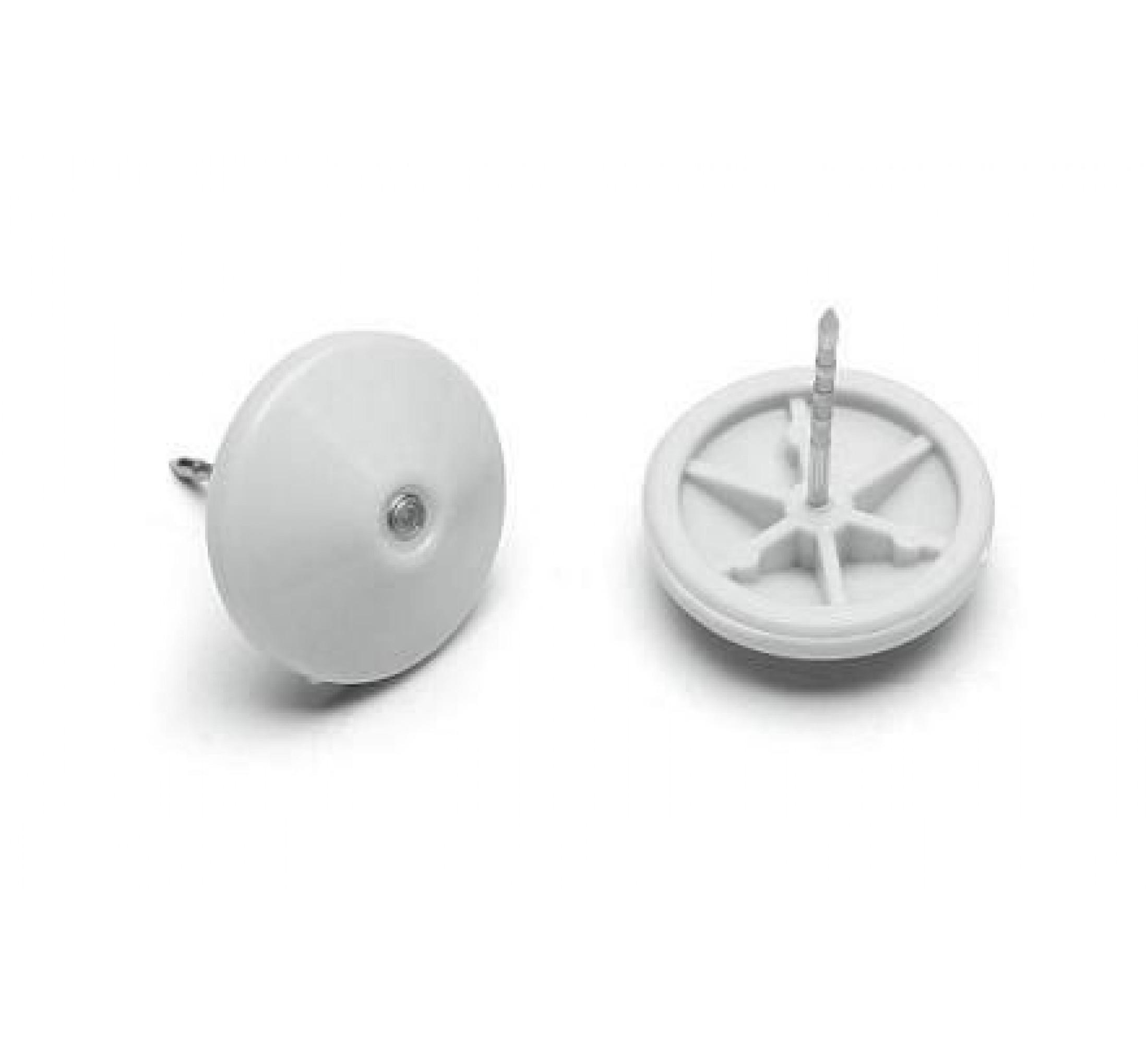 Гвоздь для противокражного датчика Super Tag 16мм - SuperTag Tack, белый