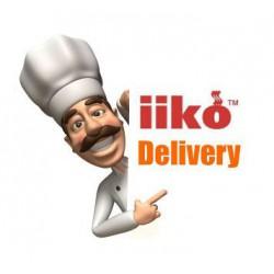 iikoDelivery Widget unlimited: виджет для приема заказов на доставку с сайта ресторана, количество заказов не лимитировано (лицензия для одного сайта)