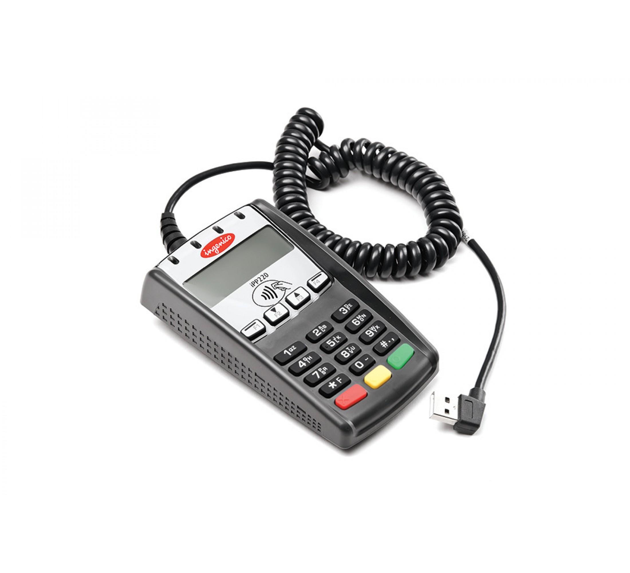 Клавиатура выносная IPP 220 Contactless