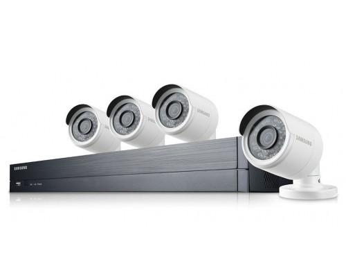 Комплект AHD-видеонаблюдения Samsung SDH-B73043