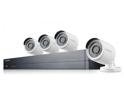Комплект AHD-видеонаблюдения Samsung SDH-B74041