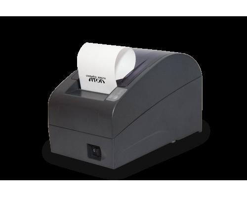 Фискальный регистратор АТОЛ 20Ф (ФН15, USB)+АКЦИЯ!!! Детектор валют в подарок!