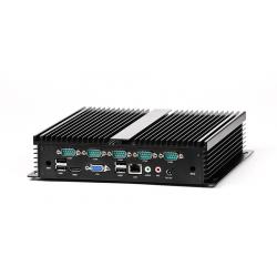 POS-компьютер АТОЛ NFD10 черный, Intel Celeron J1900, 2.0/2.4 ГГц, SSD, 2 Гб DDR3, без ОС