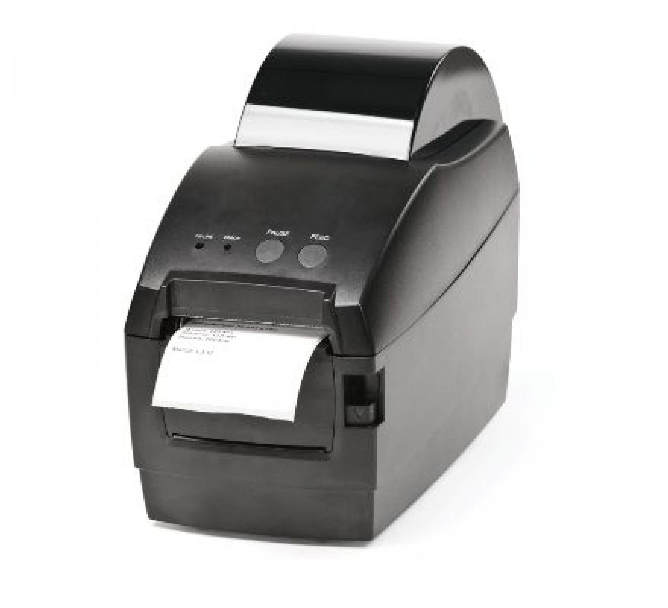 Принтер этикеток АТОЛ BP21 (203dpi, термопечать, RS-232 x USB, ширина печати 54мм, скорость 127 мм/с)