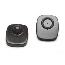 Противокражный датчик «Мини» 40х50мм RF - mini-square, черный радиочастотный