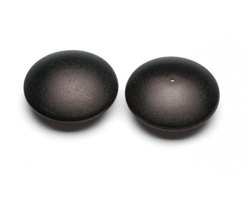 Противокражный датчик «Ракушка» 45мм RF радиочастотный - Mini Dome, черный