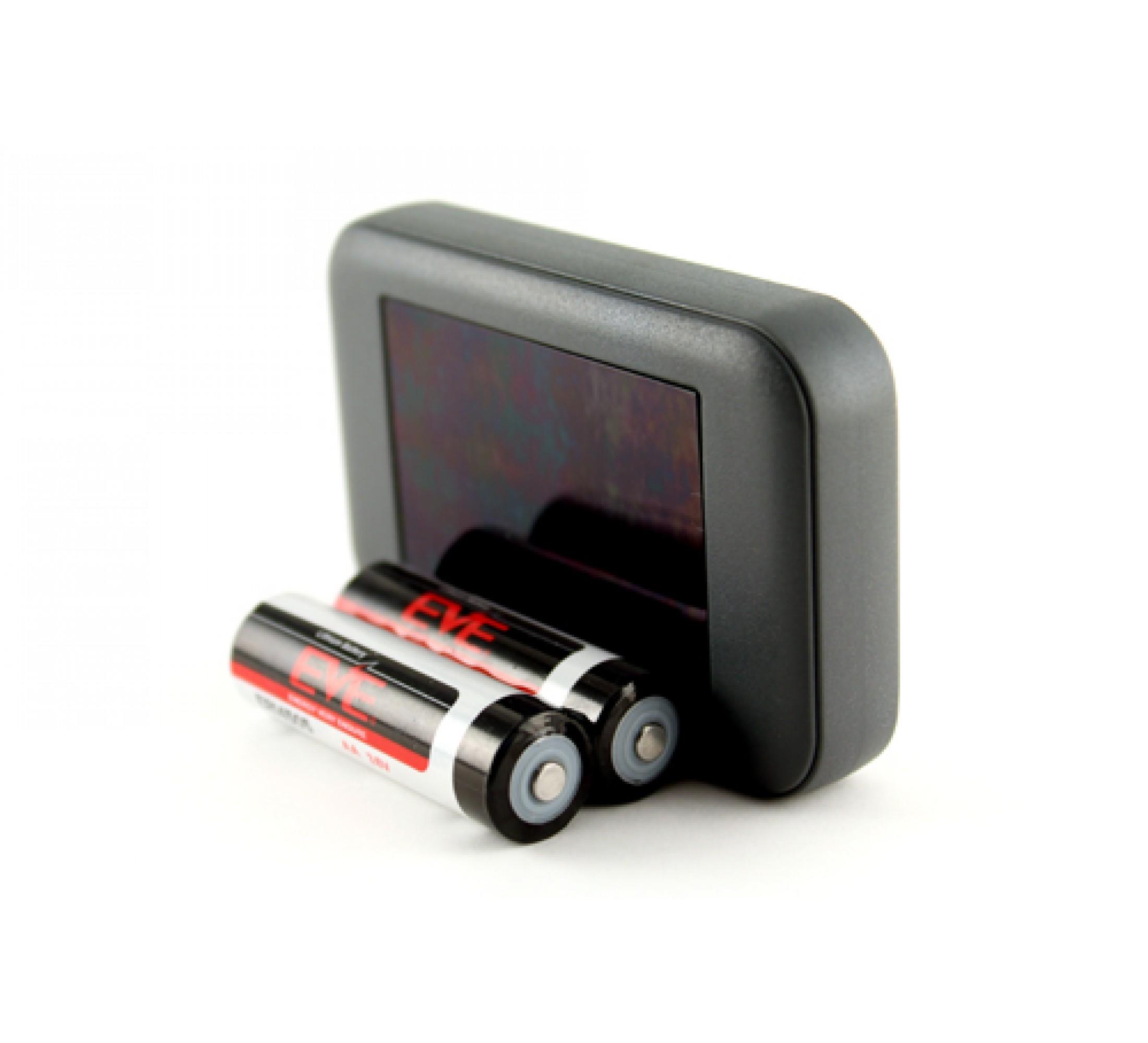 Счетчик посетителей радиоканальный. Сенсоры RCount, USB модем сбора данных, ПО,  кронштейны, Графит