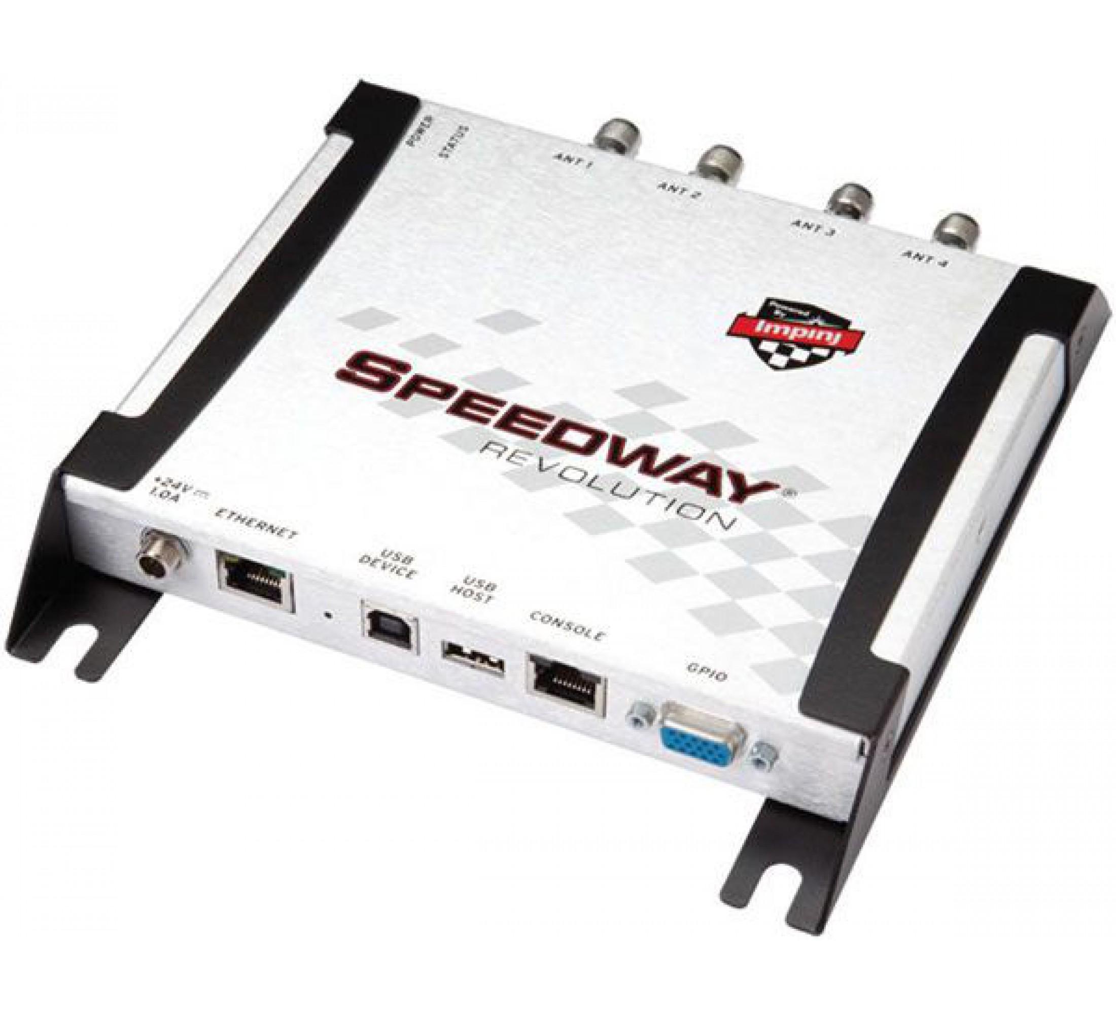 RFID-считыватель Impinj Speedway Revolution R220