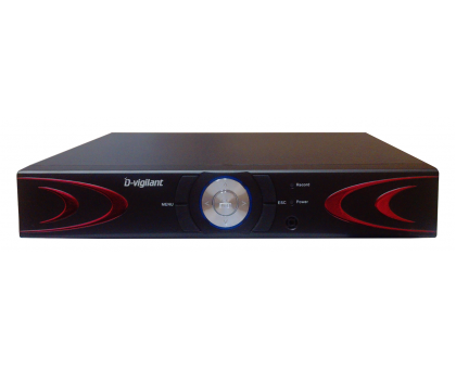 Видеорегистратор D-vigilant DVR-608P1 гибридный