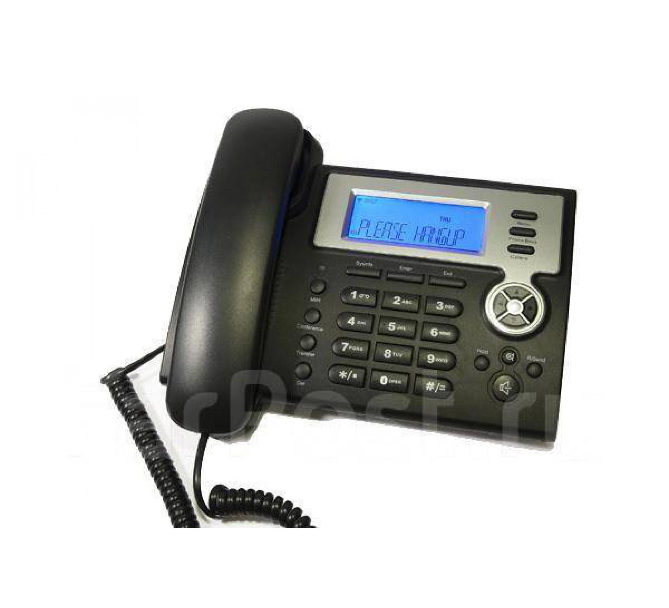 IP телефон AllVoIP AV7010