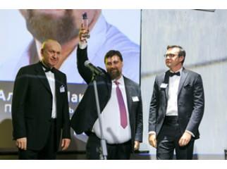 Основатель компании АТОЛ Алексей Макаров победил в конкурсе Ernst & Young «Предприниматель года 2018»